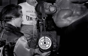 Nigel Benn - Time Out