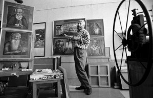 Georgii Elfimov - Artist