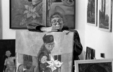 Lida Kolobova - Artist
