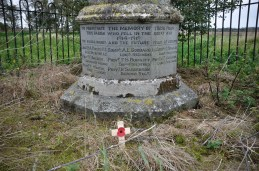 Thorpe Le Fallows Memorial
