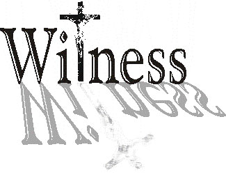 Image result for witness to jesus