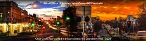 Orange main street