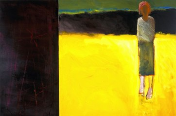 Alone But Not Lonely #2 - 36 x 60