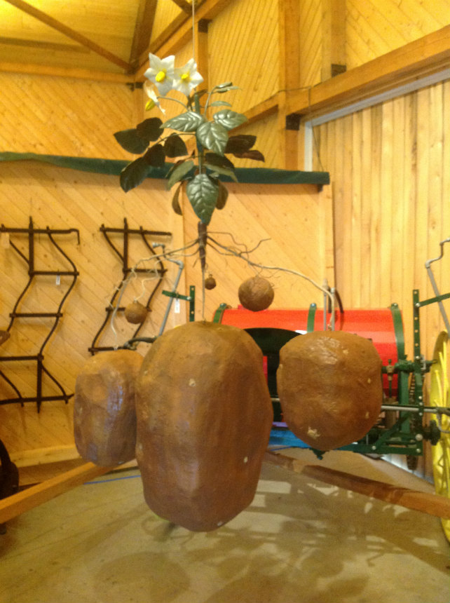 Potato World Museum