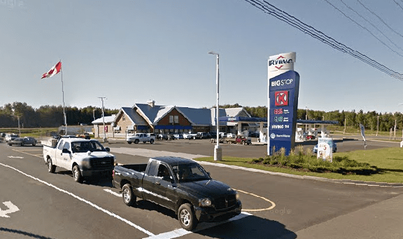 NNS013 – Irving Big Stop in Enfield, Nova Scotia, Canada