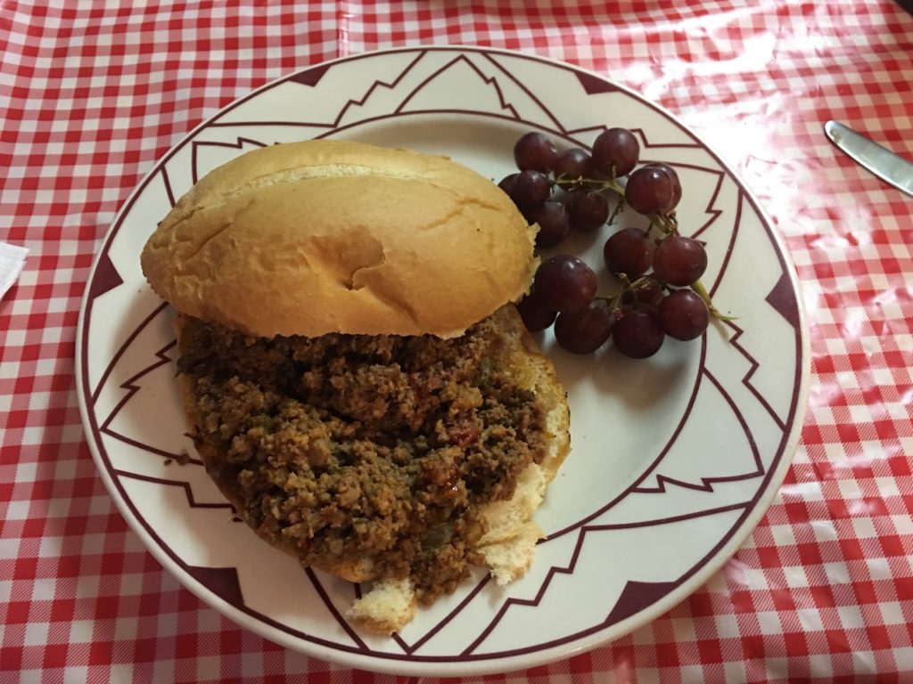 Mama B's Kitchen - Sloppy Joes