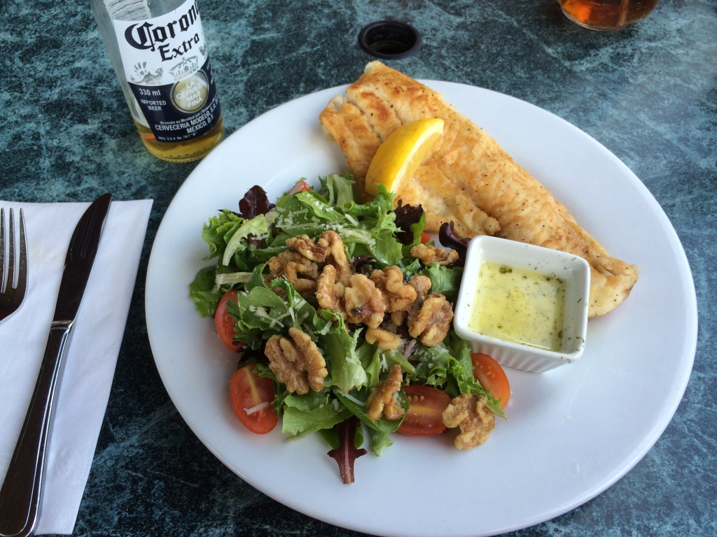 Seaside Shanty - Pan-Seared Haddock