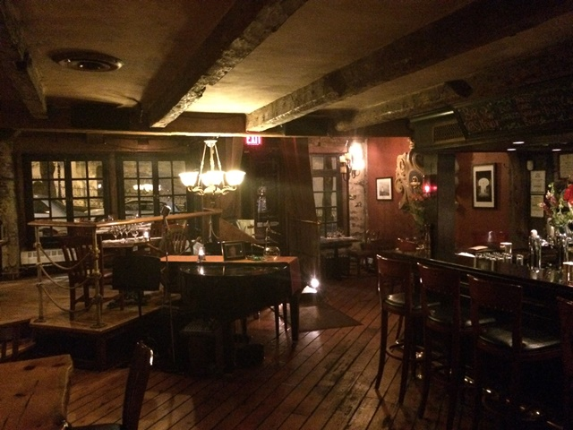 Press Gang - Interior 2