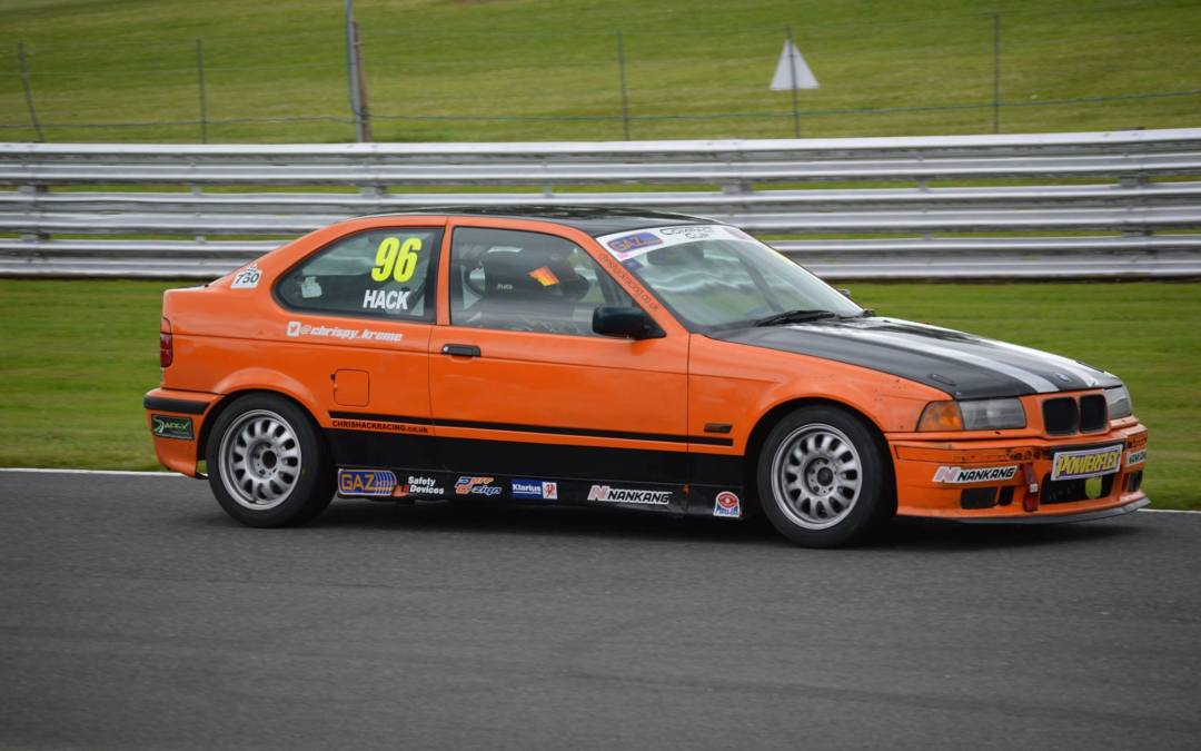 BMW Compact Cup Round 4 – Oulton Park