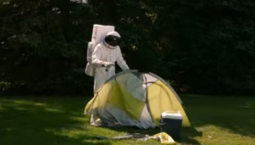 Astronaut's Guide to Camping