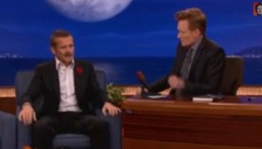 "On Conan: ""Gravity"""