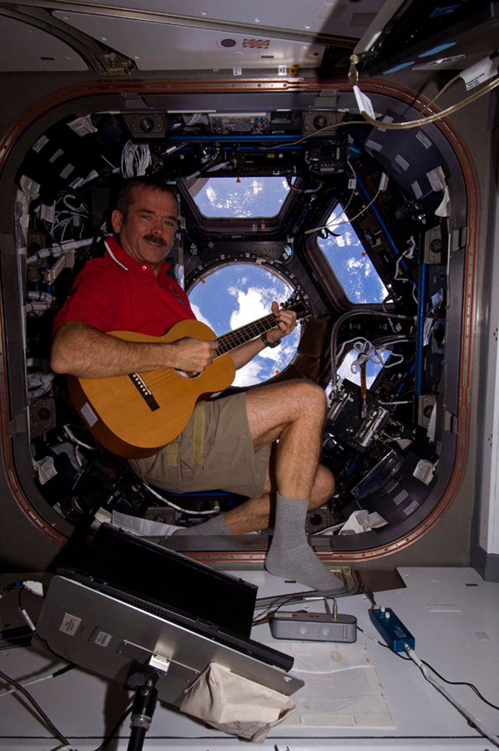 Music on High in the Cupola
