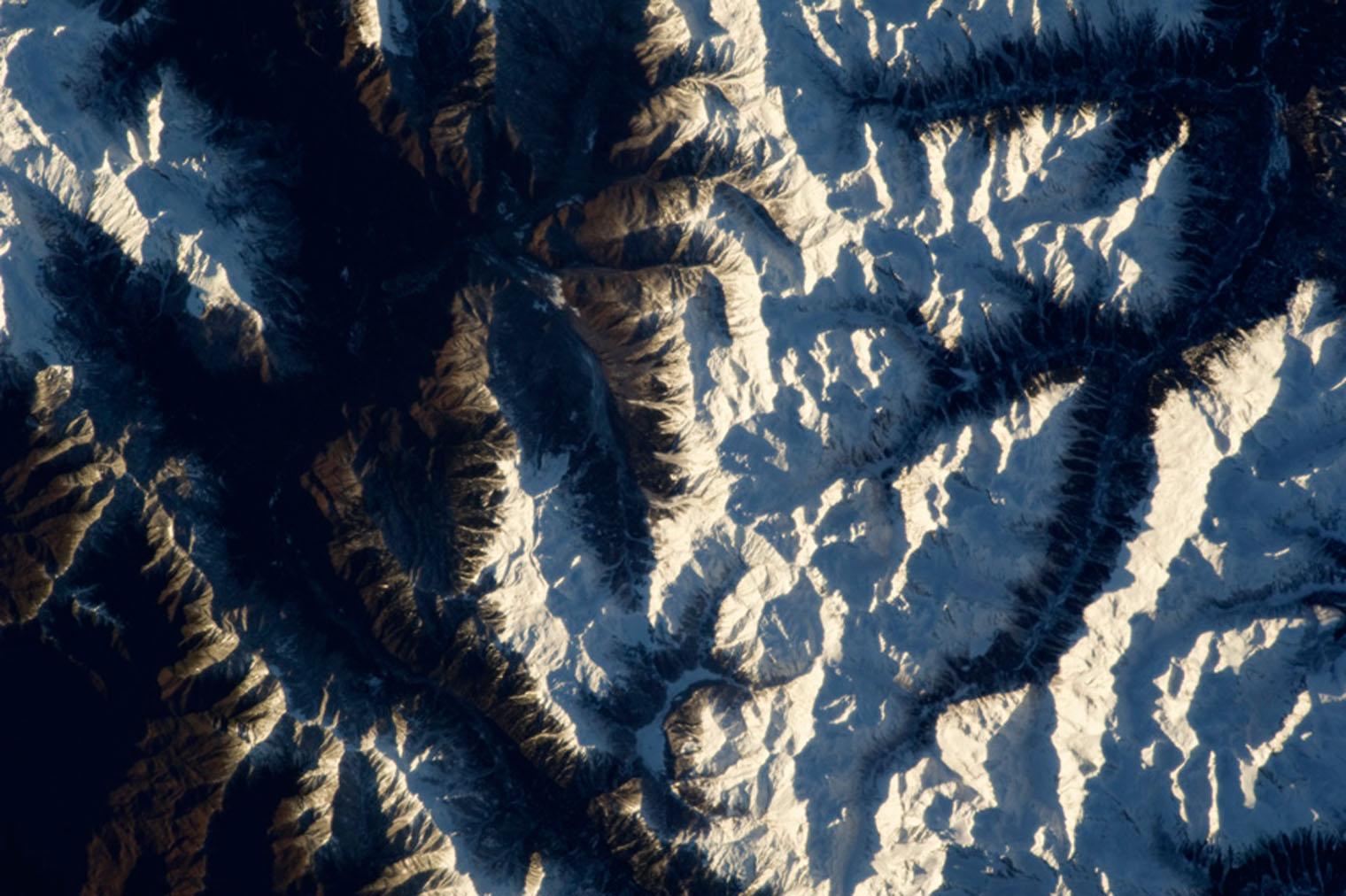 Mountains near Sochi, Russia