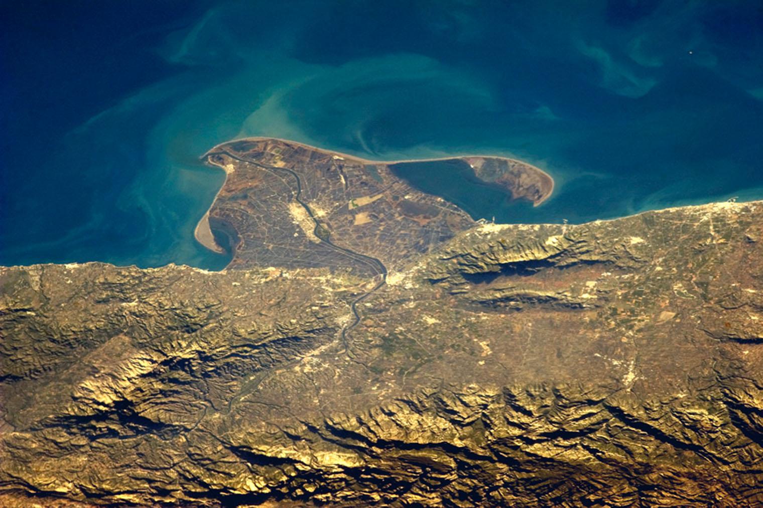 Delta Del Ebre, Spain