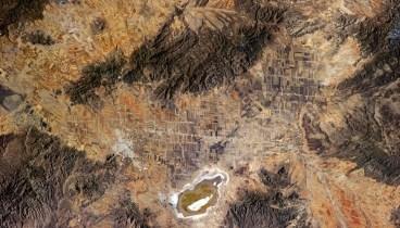 Northern Mexico landscape