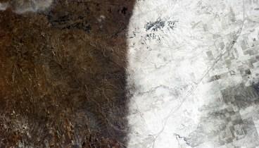Snowstorm Southwestern US