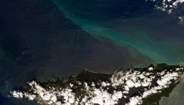 Trinidad and Tabago coastline
