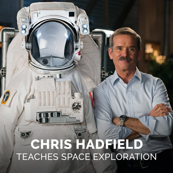 Official Chris Hadfield | First Canadian astronaut to walk ...