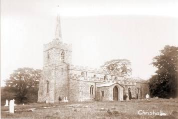Chrishall-Church-SW