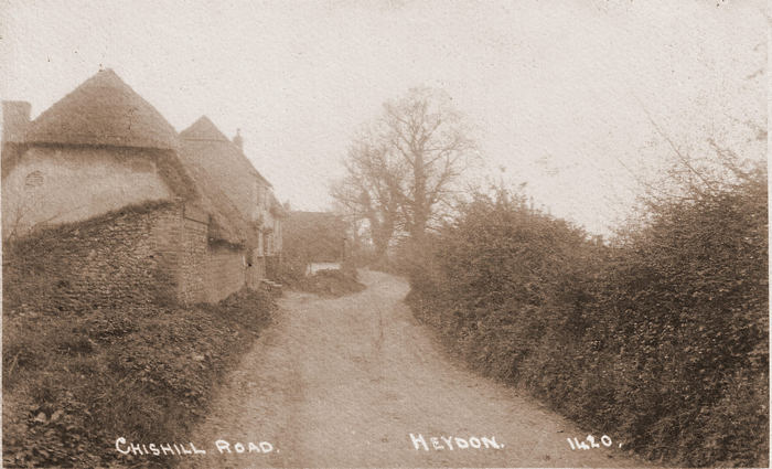 Heydon Chishill Road