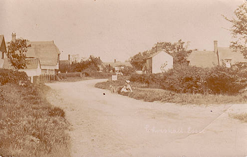 Crawley End 1900