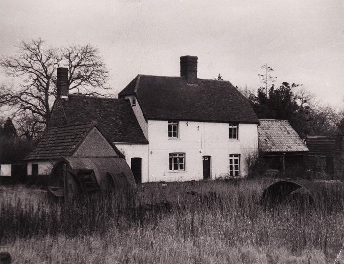 chrishall broad green farm early 1960s