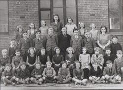 chrishall school 1949
