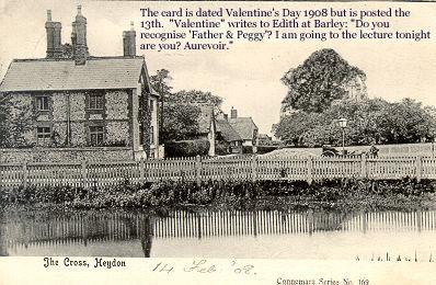 Heydon Church Pond