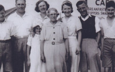 Bryan Rogers: childhood in Chrishall and the outbreak of WWII