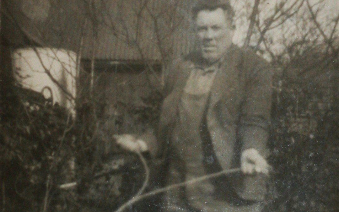 Ray Cranwell water divining
