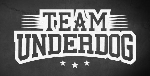 team underdog