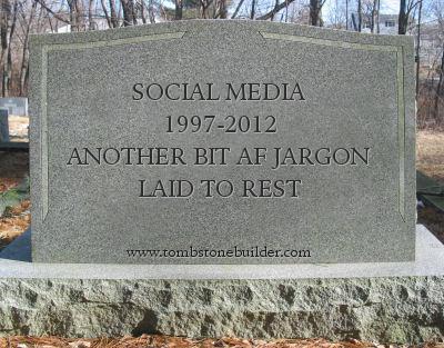 Social Media RIP