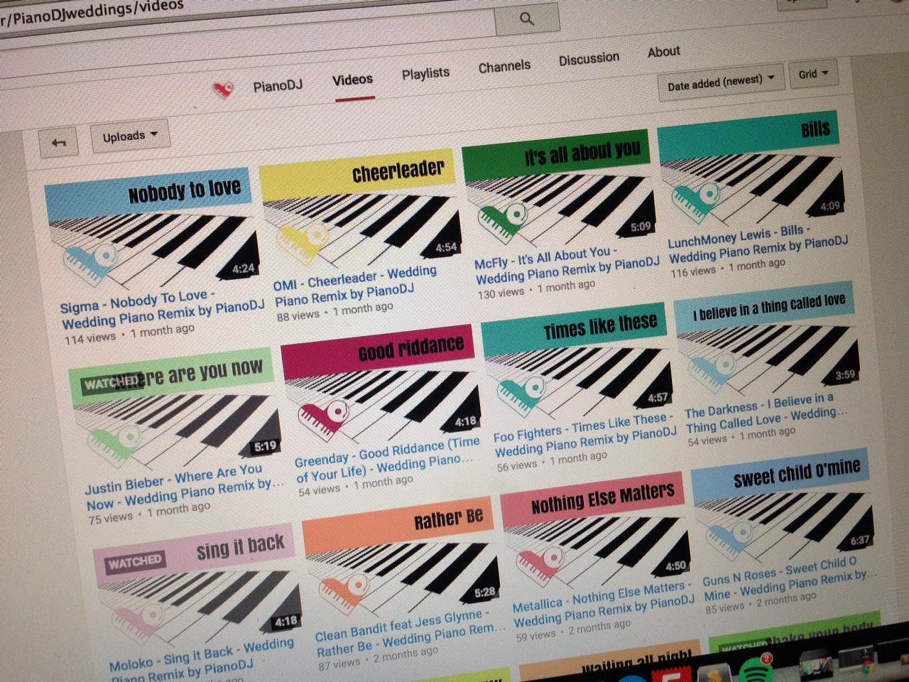 YouTube Series Thumbnail Design - Chris Heffer - Digital Marketing