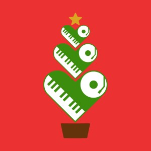 PianoDJ chrismas album art 1600x1600