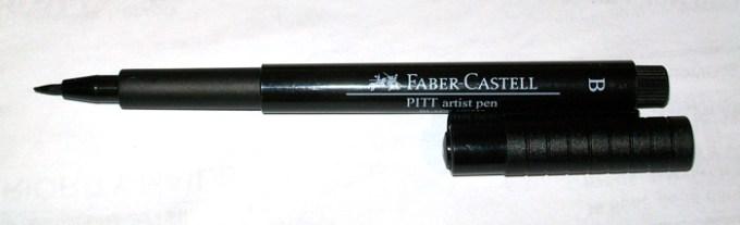 Faber-Castell PITT artist pen