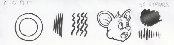 Faber-Castell PITT brush marker