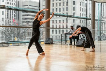 Peggy Baker Dance Projects - reassembled