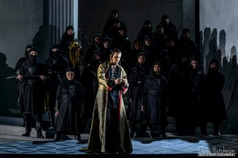 The Canadian Opera Company's 2016 production of Maometto II