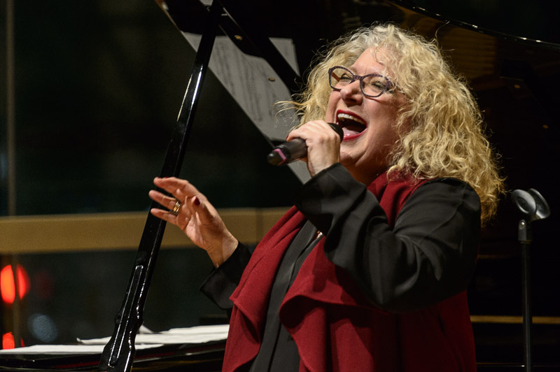 Julie Michels at the Canadian Opera Company Free Concert Series