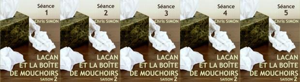 SAISON 2 - 6 séances