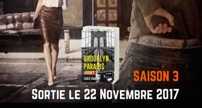 Brooklyn Paradis S3 sortie le 22 novembre