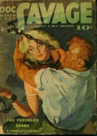 Doc Savage Pulp Magazines