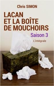 Saison - Lacan et la boîte de mouchoirs couverture