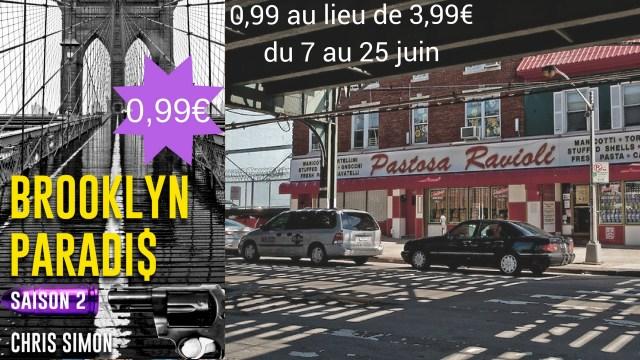 0,99 € au lieu de 3,99 € du 7 au 25 juin(5)