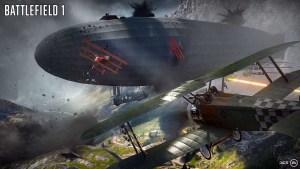 Battlefield 1 Zeppelin