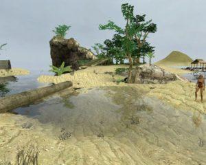 Map: DM Tropic