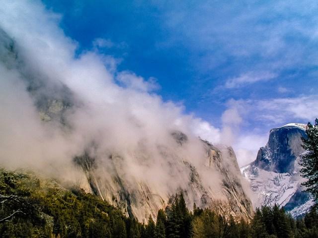 Morning in Yosemite