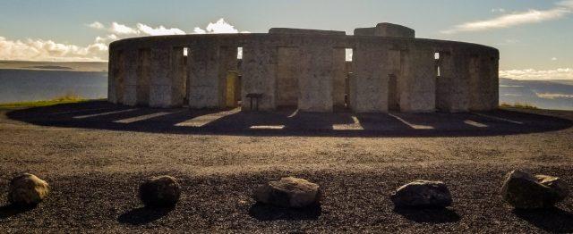 Maryhill's Stonehenge