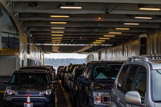 Bremerton Ferry