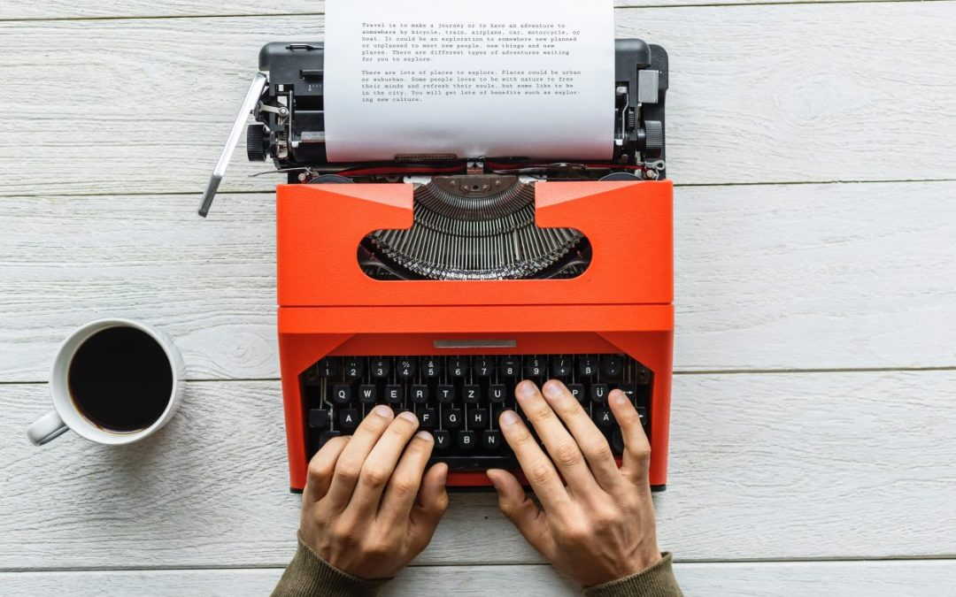 Why I Write…or How Writing Makes You a Better Designer